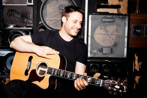 Experience Vinyl-3 - Brad Hammonds with guitar