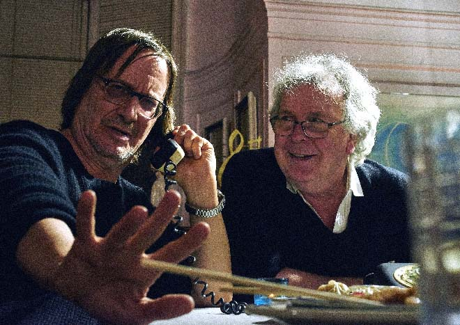 Ted Zurkowski & Ian McDonald