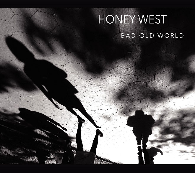 Honey West-9 - Bad Old World CD Cover