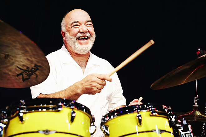 Peter Erskine-1 - drums
