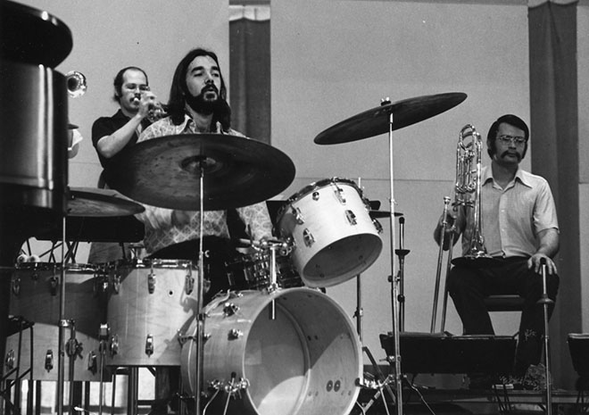 Peter Erskine - Stan Kenton -1972