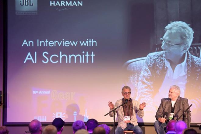 Sweetwater Editorial Director Mitch Gallagher interviews legendary engineer/producer Al Schmitt.