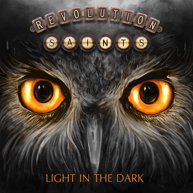 Revolution Saints-4 - album cover