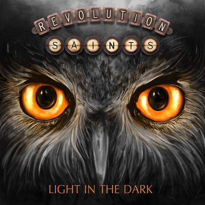 Revolution Saints-4 - album cover
