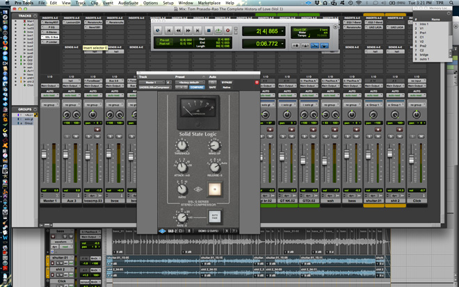 M music musicians magazine uad ssl g bus compressor top 5 uad master bus plugins stopboris Image collections