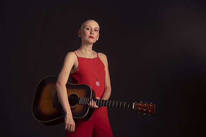 Molly Tuttle - Photo credit Michael Weintrob