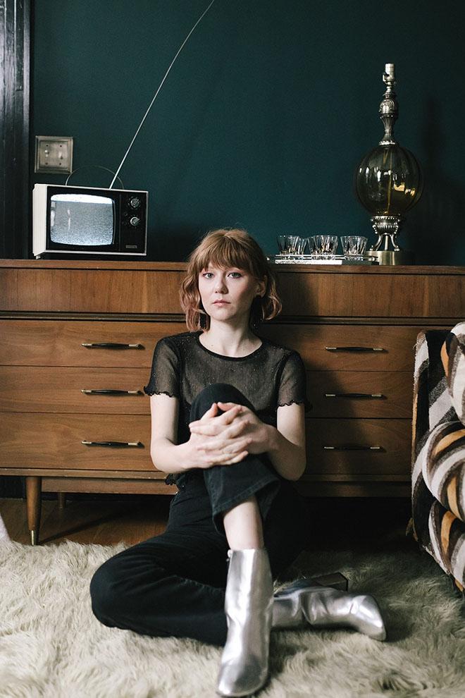 Molly Tuttle - Photo credit Zach Pigg